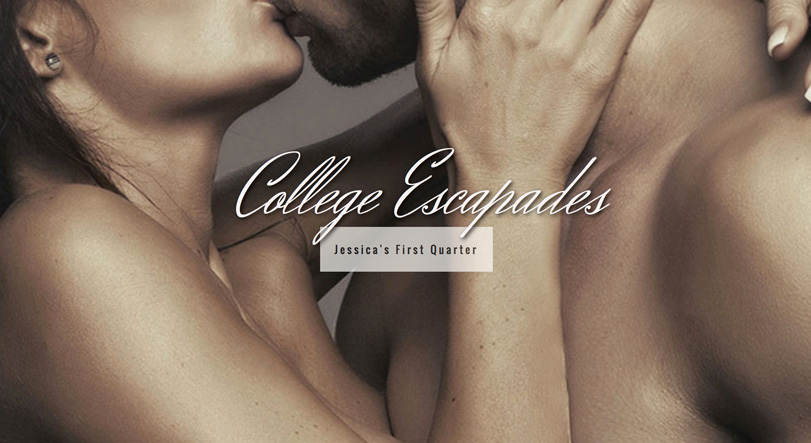College Escapades - Book Cover